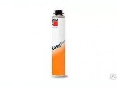 Baumit Easy Pro - Однокомпонентный полиуретановый клей для приклеивания пенополистирола (экструдированного пенополистирола) на бетон, кирпич, дерево, плиты OSB, битумную гидроизоляцию