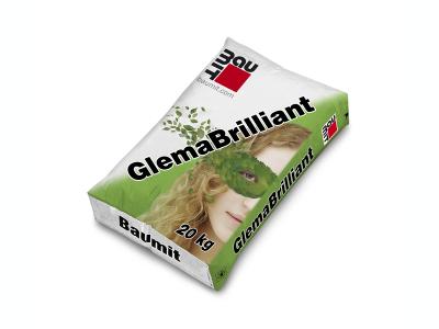 Baumit GlemaBrillant (20 кг) - Известково-цементная шпаклевка