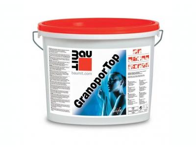 Baumit GranoporTop (25 кг) - Акриловая декоративная штукатурка