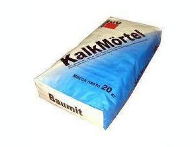 Baumit KalkMortel М - Кладочный известковый раствор