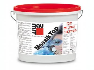 Baumit MosaikTop (25 кг) - Декоративная мозаичная штукатурка
