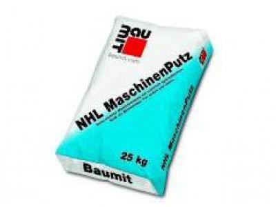 Baumit NHL Maschienenputz(25 кг) Штукатурка для машинного нанесения на основе гидравлической извести