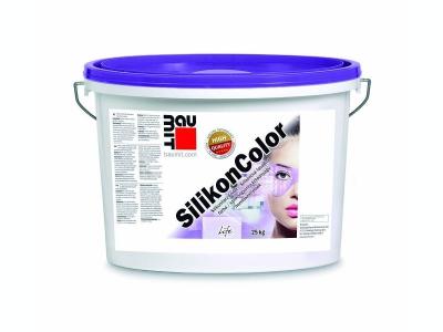Baumit SilikonColor (25 кг) -  Силиконовая фасадная краска