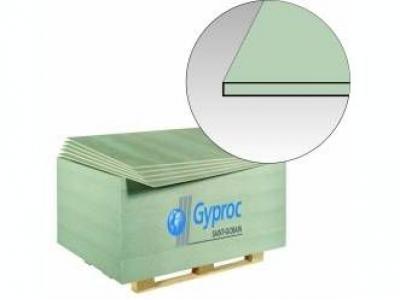 ГВЛ-ПК Gyproc Ригидур гипсоволокнистый лист повышенной прочности (1200х2500)10мм