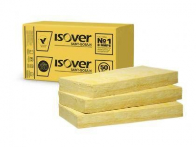 Isover ОЛ-Е Минеральная вата на основе стекловолокна