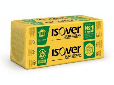 Isover Руф Н Оптимал - Нижний слой двухслойной системы теплоизоляции плоской кровли