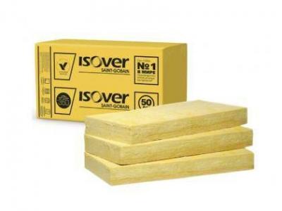 Isover ШтукатурныйФасад - Теплоизоляция для фасадов с тонким штукатурным слоем
