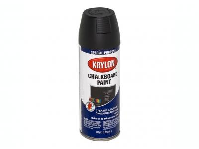 Краска для школьных досок Krylon Chalkboard Spray