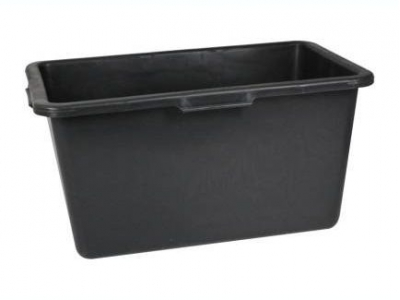Пластмассовая строительная емкость 45 литров