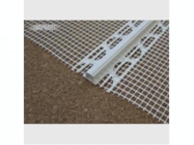 Профиль ПВХ с открытым кап/сеткой, 2,5м