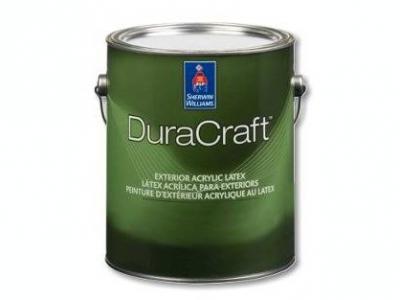 Sherwin Williams DuraCraft Acrylic Flat - Акриловая фасадная краска
