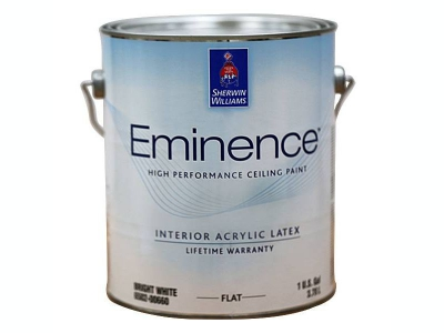 Sherwin Williams Краска для потолков Eminence LOW VOC NEW (Брилианс/Эминенс)