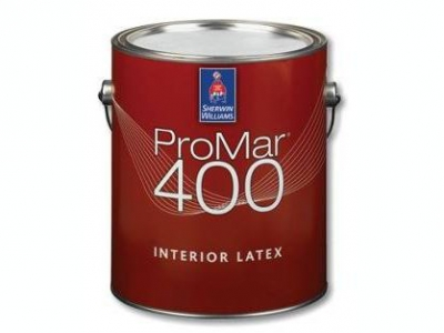 Sherwin Williams ProMar 400 Interior Latex Flat- Винил-акриловая краска