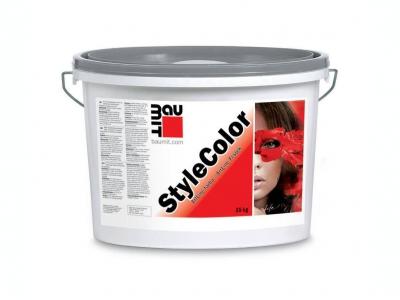 StyleColor (25 кг) - Акриловая краска для темных цветов