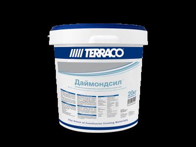 Terraco Даймондсил (20 кг) - Проникающий грунт для бетонных поверхностей