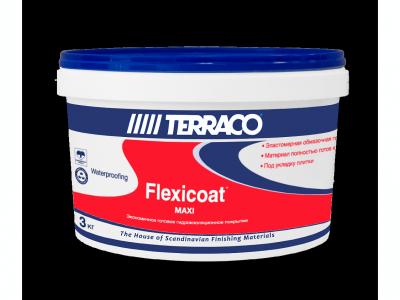 Terraco Flexicoat MAXI - Готовое к применению гидроизоляционное покрытие