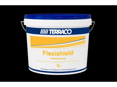 Terraco Flexishild - Высокоэластичная полуглянцевая акриловая краска