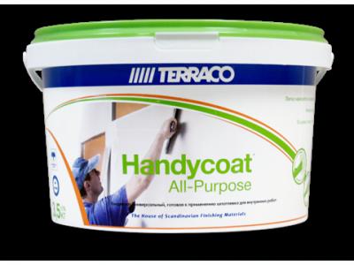 Terraco Handycoat All-Purpose - Универсальная готовая к применению шпатлевка