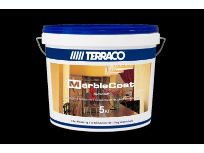 Terraco MarbleCoat белый - Фасадное покрытие с эффектом облицовки мрамором