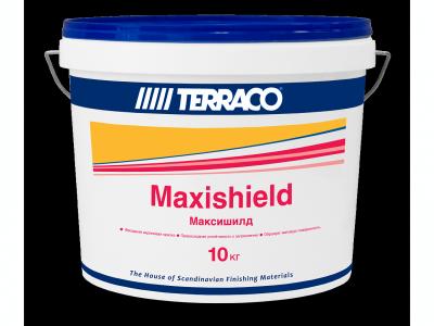 Terraco Maxishield - матовая акриловая краска для фасадных работ