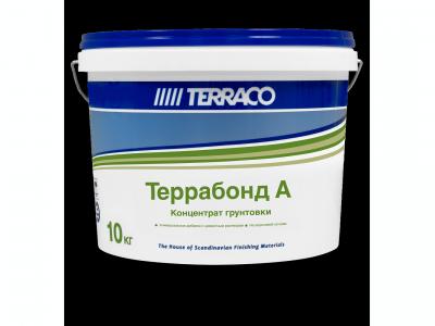 Terraco Террабонд А - Концентрат акриловой грунтовки глубокого проникновения