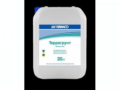 Terraco Террагрунт - Проникающая грунтовка для укрепления поверхности на акриловой основе