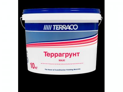 Terraco Террагрунт Maxi - Грунтовка глубокого проникновения на акриловой основе