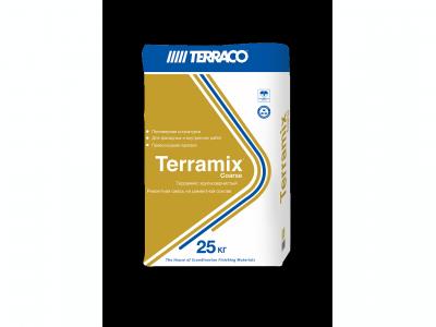 Terraco Terramix Крупнозернистый (25 кг) -Тонкослойная штукатурка
