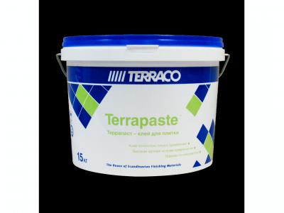 Terraco Terrapast - готовый клей для плитки на акриловой основе