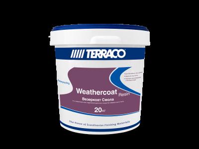 Terraco Weathercoat - Двухкомпонентное гидроизоляционное покрытие обмазочного типа
