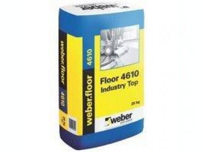 Weber.floor 4610 Industry Top (25 кг) - Промышленный наливной пол
