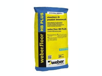 Weber.floor HB Plus (25кг) - Упрочнитель бетонных полов