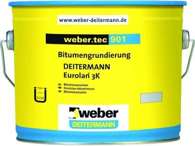 Weber.tec 901 - Универсальная битумная эмульсия