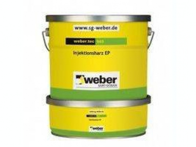 Weber.tec 945 - Двухкомпонентный инъекционный материал для выполнения инъекций