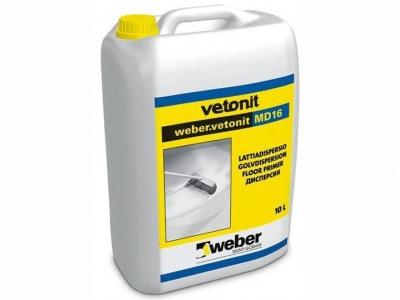 Weber.vetonit MD16 - Дисперсия акриловая грунтовка-концентрат для пола